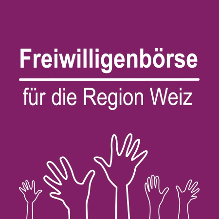 Freiwilligenbörse für die Region Weiz