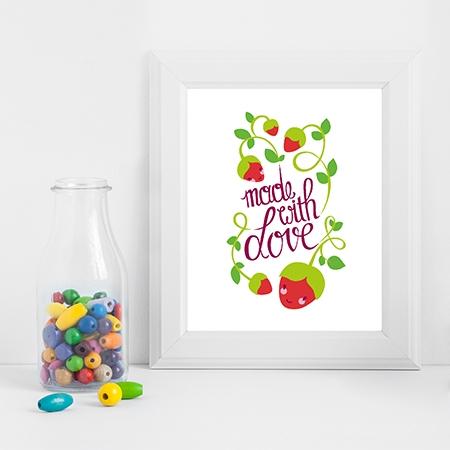 Illustrationen für Kinderprodukte